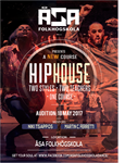 Ny kurs/New course: Two Styles Hip House!